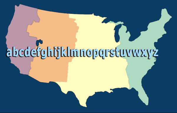 The United States of XYZ